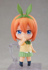 Nendoroid Nakano Yotsuba by Good Smile Company from The Quintessential Quintuplets 5 MyGrailWatch Anime Figure Guide