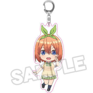 Nendoroid Nakano Yotsuba by Good Smile Company from The Quintessential Quintuplets 7 MyGrailWatch Anime Figure Guide