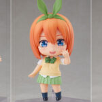 Nendoroid Nakano Yotsuba by Good Smile Company from The Quintessential Quintuplets MyGrailWatch Anime Figure Guide