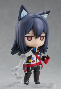 Nendoroid Texas by Good Smile Company from Arknights 3 MyGrailWatch Anime Figure Guide