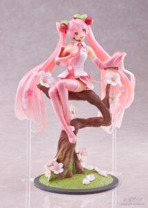 Sakura Miku Sakura Fairy ver. by spiritale with illustration by Iwato 1 MyGrailWatch Anime Figure Guide