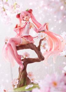 Sakura Miku Sakura Fairy ver. by spiritale with illustration by Iwato 10 MyGrailWatch Anime Figure Guide