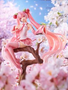 Sakura Miku Sakura Fairy ver. by spiritale with illustration by Iwato 14 MyGrailWatch Anime Figure Guide