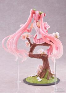 Sakura Miku Sakura Fairy ver. by spiritale with illustration by Iwato 2 MyGrailWatch Anime Figure Guide