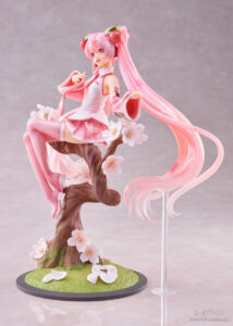 Sakura Miku Sakura Fairy ver. by spiritale with illustration by Iwato 3 MyGrailWatch Anime Figure Guide
