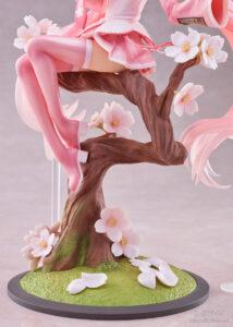 Sakura Miku Sakura Fairy ver. by spiritale with illustration by Iwato 6 MyGrailWatch Anime Figure Guide