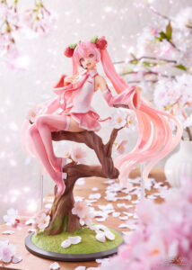 Sakura Miku Sakura Fairy ver. by spiritale with illustration by Iwato 9 MyGrailWatch Anime Figure Guide