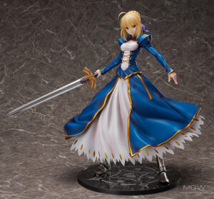 B style Saber Altria Pendragon by FREEing from Fate Grand Order 3 MyGrailWatch Anime Figure Guide