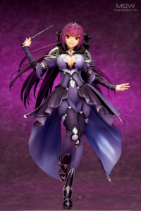 Caster Scathach Skadi Second Ascension by quesQ from Fate Grand Order 11 MyGrailWatch Anime Figure Guide
