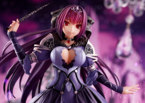 Caster Scathach Skadi Second Ascension by quesQ from Fate Grand Order 15 MyGrailWatch Anime Figure Guide