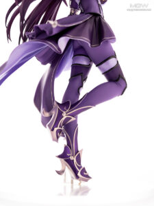 Caster Scathach Skadi Second Ascension by quesQ from Fate Grand Order 22 MyGrailWatch Anime Figure Guide