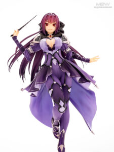 Caster Scathach Skadi Second Ascension by quesQ from Fate Grand Order 23 MyGrailWatch Anime Figure Guide