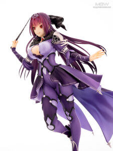Caster Scathach Skadi Second Ascension by quesQ from Fate Grand Order 24 MyGrailWatch Anime Figure Guide
