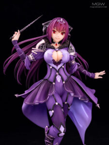 Caster Scathach Skadi Second Ascension by quesQ from Fate Grand Order 25 MyGrailWatch Anime Figure Guide