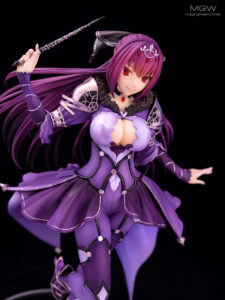 Caster Scathach Skadi Second Ascension by quesQ from Fate Grand Order 27 MyGrailWatch Anime Figure Guide