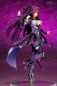 Caster Scathach Skadi Second Ascension by quesQ from Fate Grand Order 5 MyGrailWatch Anime Figure Guide