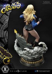 DC Comics Museum Masterline Black Canary EX Bonus Version by Prime 1 Studio 10 MyGrailWatch Anime Figure Guide