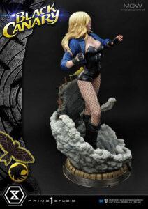 DC Comics Museum Masterline Black Canary EX Bonus Version by Prime 1 Studio 11 MyGrailWatch Anime Figure Guide
