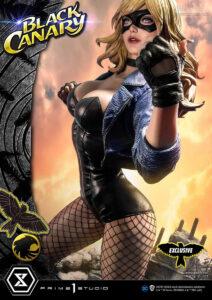 DC Comics Museum Masterline Black Canary EX Bonus Version by Prime 1 Studio 12 MyGrailWatch Anime Figure Guide