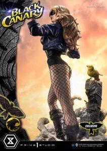 DC Comics Museum Masterline Black Canary EX Bonus Version by Prime 1 Studio 13 MyGrailWatch Anime Figure Guide