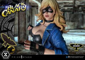 DC Comics Museum Masterline Black Canary EX Bonus Version by Prime 1 Studio 14 MyGrailWatch Anime Figure Guide