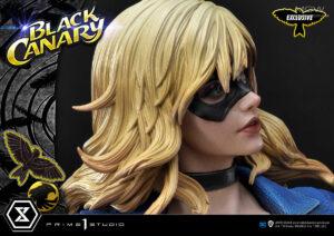 DC Comics Museum Masterline Black Canary EX Bonus Version by Prime 1 Studio 18 MyGrailWatch Anime Figure Guide