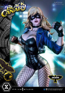 DC Comics Museum Masterline Black Canary EX Bonus Version by Prime 1 Studio 2 MyGrailWatch Anime Figure Guide
