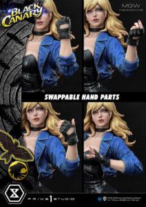 DC Comics Museum Masterline Black Canary EX Bonus Version by Prime 1 Studio 22 MyGrailWatch Anime Figure Guide