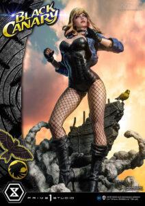 DC Comics Museum Masterline Black Canary EX Bonus Version by Prime 1 Studio 26 MyGrailWatch Anime Figure Guide