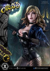 DC Comics Museum Masterline Black Canary EX Bonus Version by Prime 1 Studio 27 MyGrailWatch Anime Figure Guide
