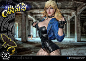 DC Comics Museum Masterline Black Canary EX Bonus Version by Prime 1 Studio 28 MyGrailWatch Anime Figure Guide