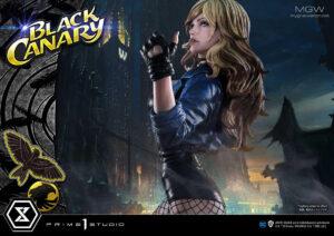 DC Comics Museum Masterline Black Canary EX Bonus Version by Prime 1 Studio 29 MyGrailWatch Anime Figure Guide