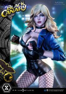 DC Comics Museum Masterline Black Canary EX Bonus Version by Prime 1 Studio 3 MyGrailWatch Anime Figure Guide