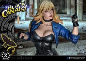 DC Comics Museum Masterline Black Canary EX Bonus Version by Prime 1 Studio 30 MyGrailWatch Anime Figure Guide