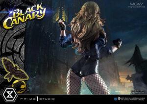 DC Comics Museum Masterline Black Canary EX Bonus Version by Prime 1 Studio 31 MyGrailWatch Anime Figure Guide