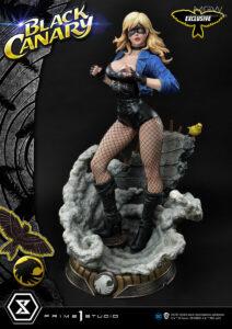 DC Comics Museum Masterline Black Canary EX Bonus Version by Prime 1 Studio 33 MyGrailWatch Anime Figure Guide