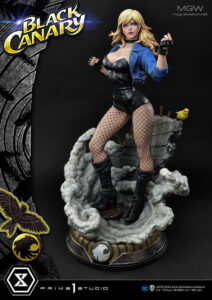 DC Comics Museum Masterline Black Canary EX Bonus Version by Prime 1 Studio 39 MyGrailWatch Anime Figure Guide