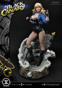 DC Comics Museum Masterline Black Canary EX Bonus Version by Prime 1 Studio 40 MyGrailWatch Anime Figure Guide