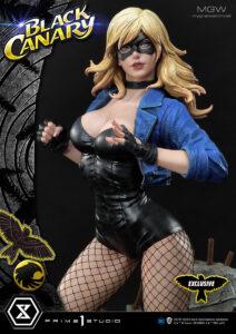 DC Comics Museum Masterline Black Canary EX Bonus Version by Prime 1 Studio 41 MyGrailWatch Anime Figure Guide
