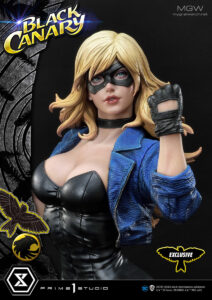 DC Comics Museum Masterline Black Canary EX Bonus Version by Prime 1 Studio 42 MyGrailWatch Anime Figure Guide