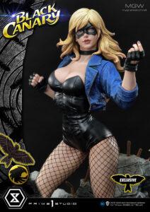 DC Comics Museum Masterline Black Canary EX Bonus Version by Prime 1 Studio 43 MyGrailWatch Anime Figure Guide