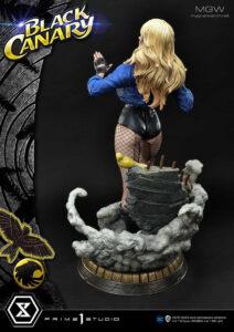 DC Comics Museum Masterline Black Canary EX Bonus Version by Prime 1 Studio 45 MyGrailWatch Anime Figure Guide