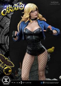 DC Comics Museum Masterline Black Canary EX Bonus Version by Prime 1 Studio 47 MyGrailWatch Anime Figure Guide