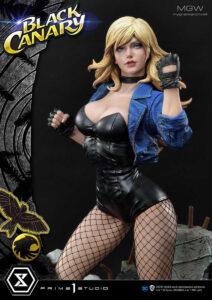DC Comics Museum Masterline Black Canary EX Bonus Version by Prime 1 Studio 48 MyGrailWatch Anime Figure Guide