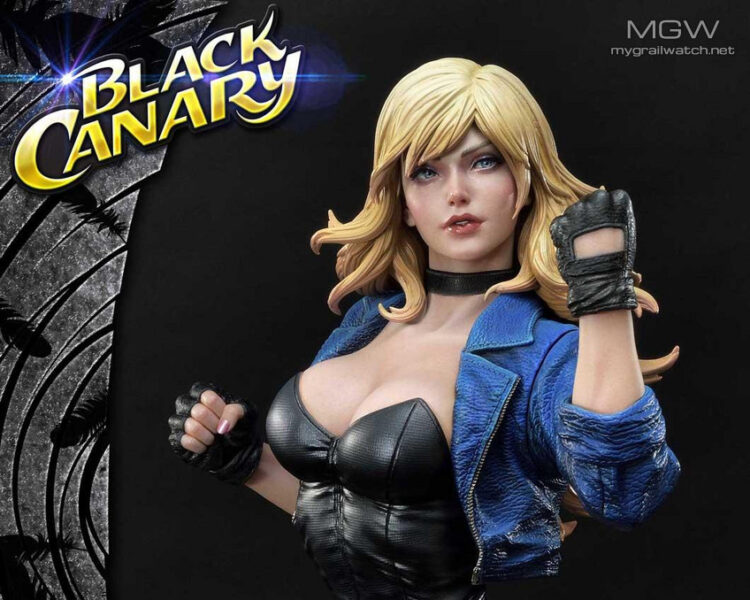 DC Comics Museum Masterline Black Canary EX Bonus Version by Prime 1 Studio 48 MyGrailWatch Anime Figure Guide