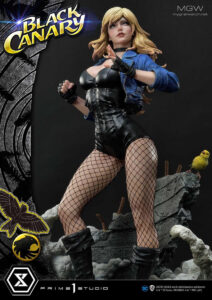 DC Comics Museum Masterline Black Canary EX Bonus Version by Prime 1 Studio 49 MyGrailWatch Anime Figure Guide