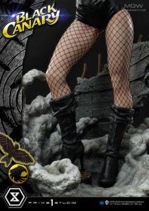 DC Comics Museum Masterline Black Canary EX Bonus Version by Prime 1 Studio 50 MyGrailWatch Anime Figure Guide