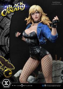 DC Comics Museum Masterline Black Canary EX Bonus Version by Prime 1 Studio 51 MyGrailWatch Anime Figure Guide