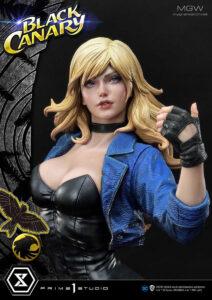 DC Comics Museum Masterline Black Canary EX Bonus Version by Prime 1 Studio 53 MyGrailWatch Anime Figure Guide