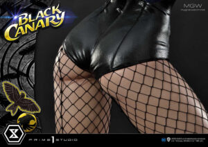 DC Comics Museum Masterline Black Canary EX Bonus Version by Prime 1 Studio 58 MyGrailWatch Anime Figure Guide